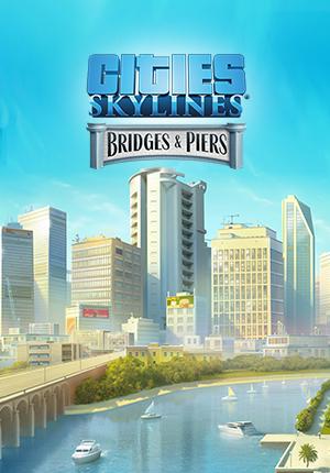 内容创作者包-码头与大桥